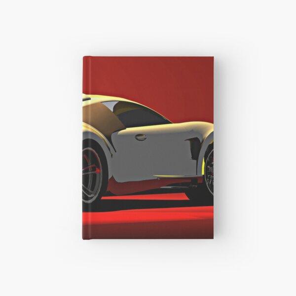 Bugatti Veyron Hardcover Journal
