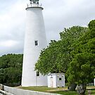 Ocracoke Island Lighthouse by Karl R. Martin