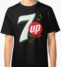 7 Up: Lemon, Lime & Bubbles! Classic T-Shirt