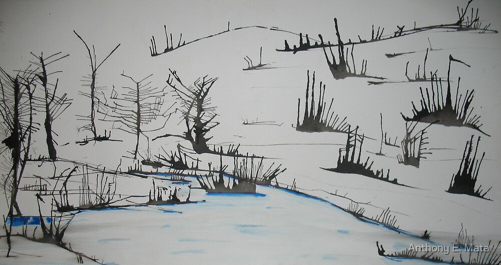Winter by Anthony E. Mata