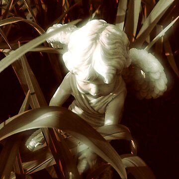 Garden Angel by Artlife