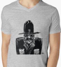 State Trooper Men's V-Neck T-Shirt