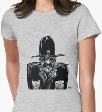 State Trooper Women's Fitted T-Shirt