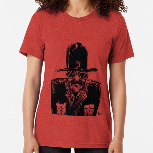 State Trooper Tri-blend T-Shirt