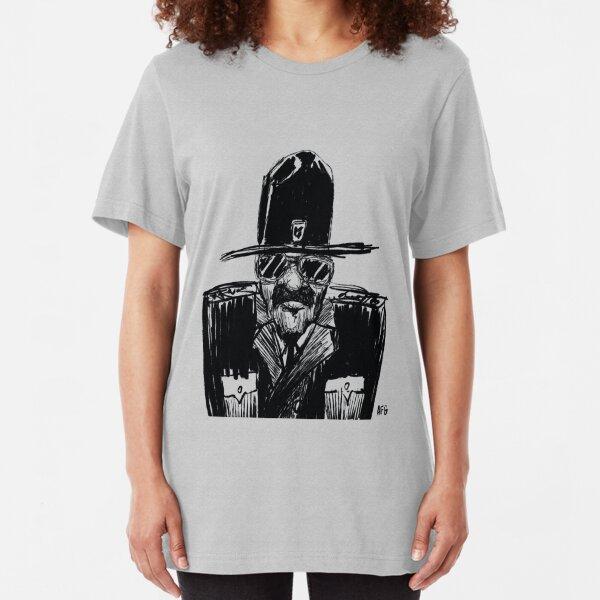 State Trooper Slim Fit T-Shirt