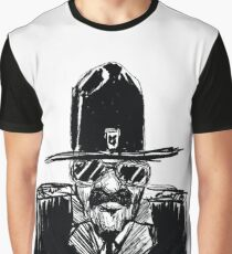 State Trooper Graphic T-Shirt