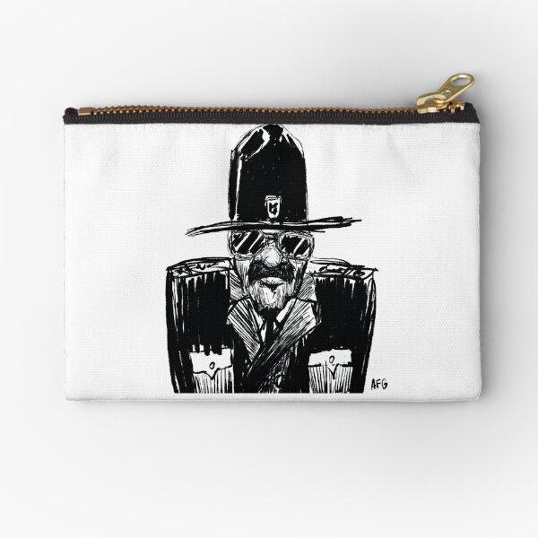 State Trooper Zipper Pouch