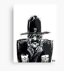 State Trooper Metal Print