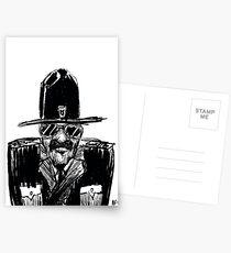 State Trooper Postcards