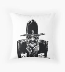 State Trooper Floor Pillow