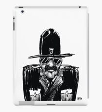 State Trooper iPad Case/Skin