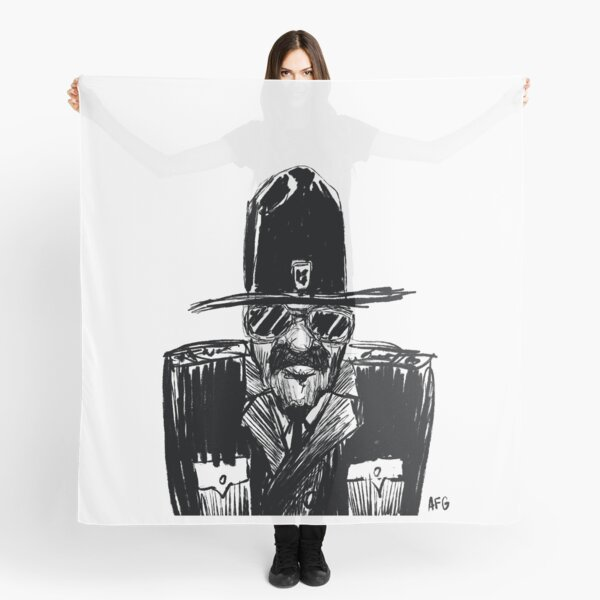 State Trooper Scarf