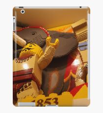 Lego New York Historical Scene, Lego Store Fifth Avenue, New York City iPad Case/Skin