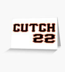 Cutch 22! Greeting Card