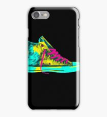 Pop Art V (Sneaker Head) iPhone Case/Skin