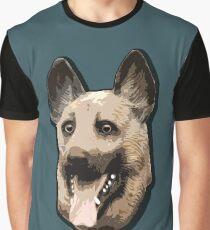 Eagles Underdog Mask Graphic T-Shirt