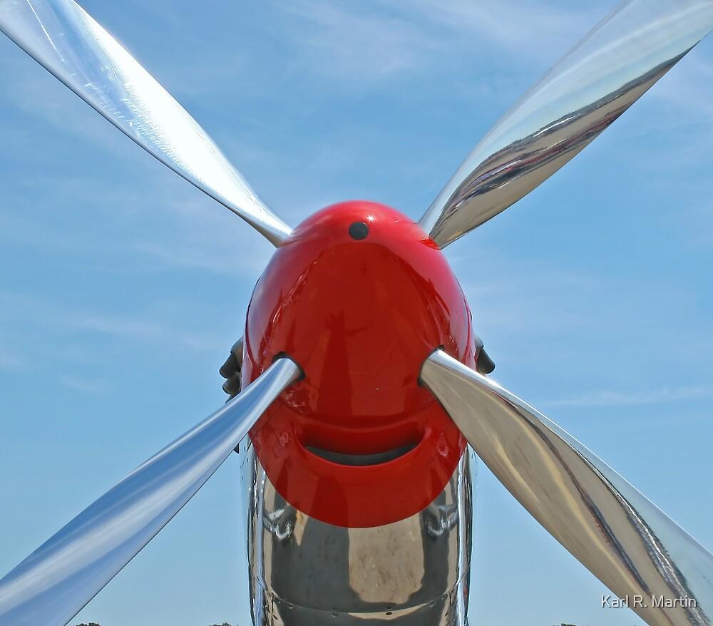 Propeller by Karl R. Martin