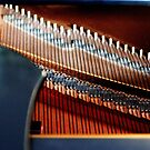 Inside the Grand Piano by Karen K Smith
