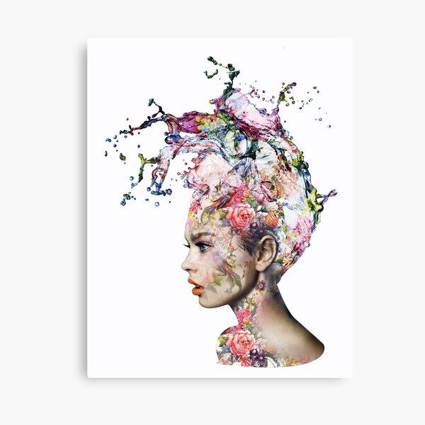 Adriana Mockovčiaková Canvas Print