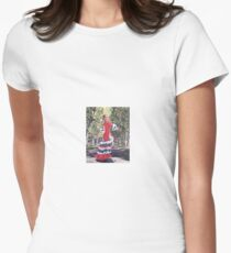 Baile Women's Fitted T-Shirt