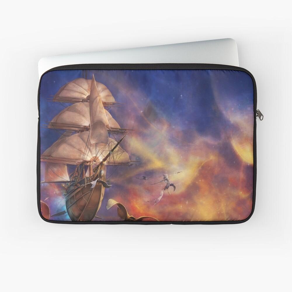 Treasure Planet Laptop Sleeve