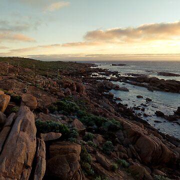 Cape Leeuwin Lighthouse by levibuzolic