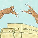 Saving the bonobo by bad-squirrel