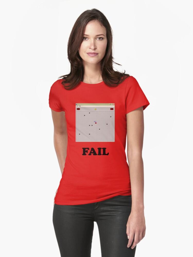 Minesweeper fail by Joeltee