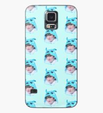 cute bts v sticker in animal onesie costume 4th muster merch case - Galaxy Muster