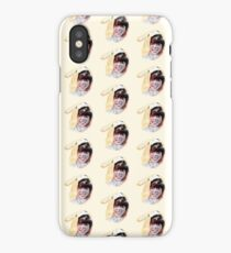 Cute BTS Jungkook Sticker (4th Muster, funny onesie) Bunny Jeon Jungkook iPhone Case/Skin