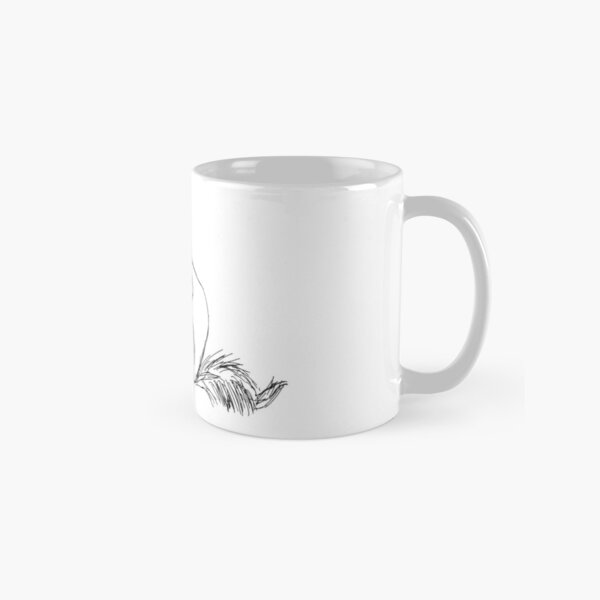 Bad Squirrel Classic Mug