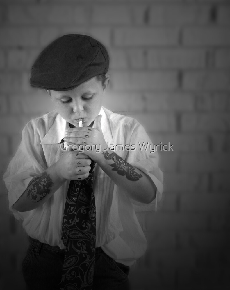 """""""Aiden: Hard Luck""""  by Gregory James Wyrick"""