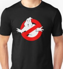 Ghostbusters Black Unisex T-Shirt