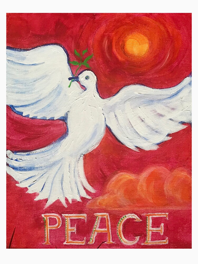 Peace  by GalleryGiselle