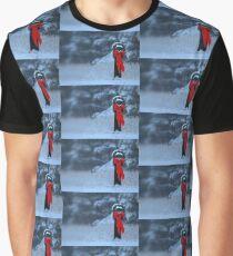 Festive rural mailbox Graphic T-Shirt