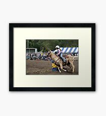 Picton Rodeo BR14 Framed Print