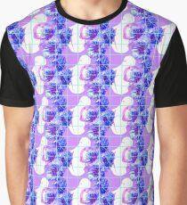 Let Intersex Boys have flowers! (Violet) Graphic T-Shirt