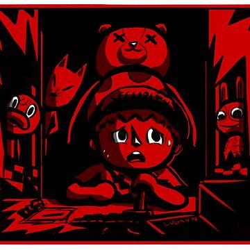 Five Nights At Animal Crossing by logan-niblock