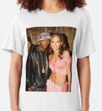 J-Lo & Ja Rule  Slim Fit T-Shirt