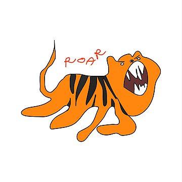 ferocious beast! by babyccino
