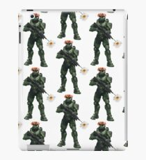 Time to give the Covenant back their bombs iPad Case/Skin