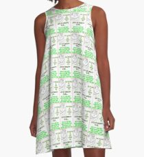 LOTS OF VARIETY? A-Line Dress