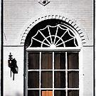 Bay Street Window by Cyn Piromalli