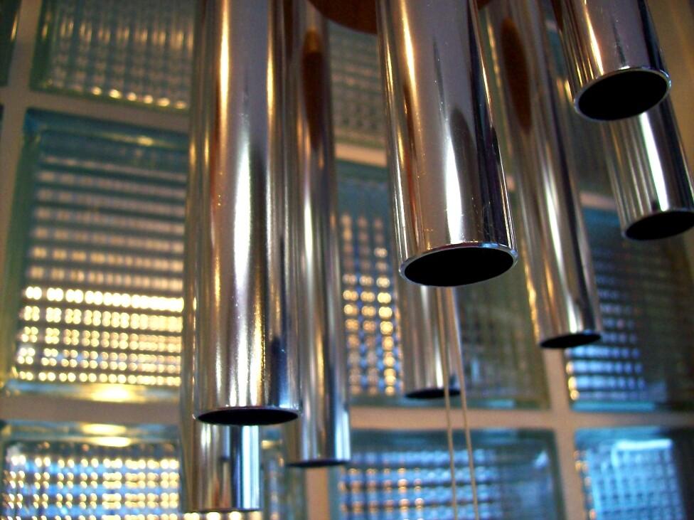 silver chimes II by Jimmy Joe