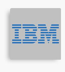 IBM logo Canvas Print