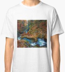 Galbena river, Apuseni, Romania Classic T-Shirt