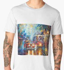 car painting Men's Premium T-Shirt