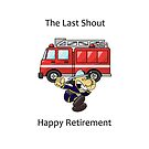 Firefighter Retirement by Catherine Hamilton-Veal  ©