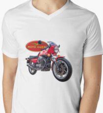 1978 Moto Guzzi Le Mans 844cc Men's V-Neck T-Shirt