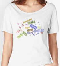 The Beatles - Hey Jude Women's Relaxed Fit T-Shirt